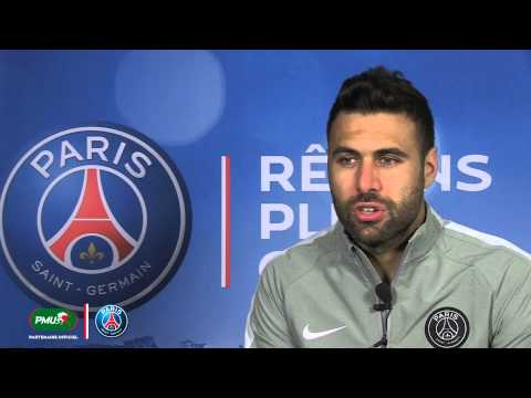 PARIS/OM - INTERVIEW EXCLUSIVE DE SALVATORE SIRIGU POUR LA NEWSLETTER PMU SPORT