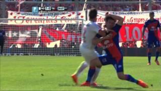 La vehemencia de Tula.Independiente-Tigre.Fecha 13.Torneo Primera División 2014.FPT