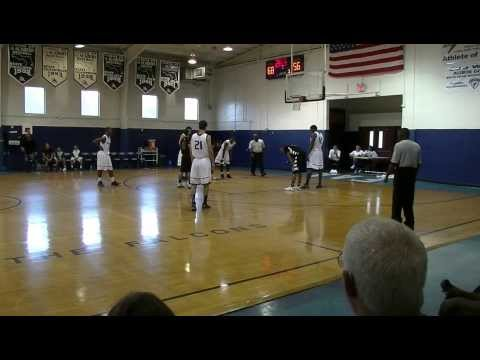 Life Christian Academy Basketball 2013 vs. Florida Air Academy