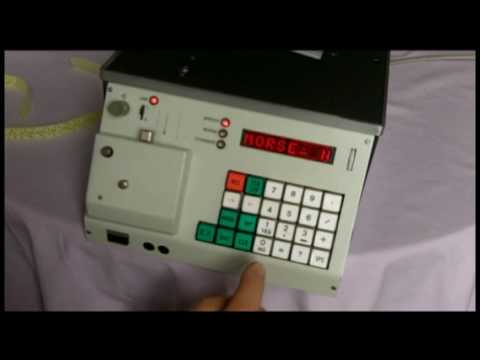 Number Stations Revealed - Part 6 of 6: How To Operate The Machine Manually For Speech