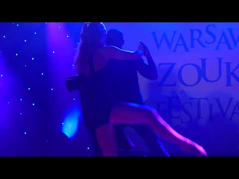 WZF2018 Joanna & William Dos Santos in Performance ~ video by Zouk Soul