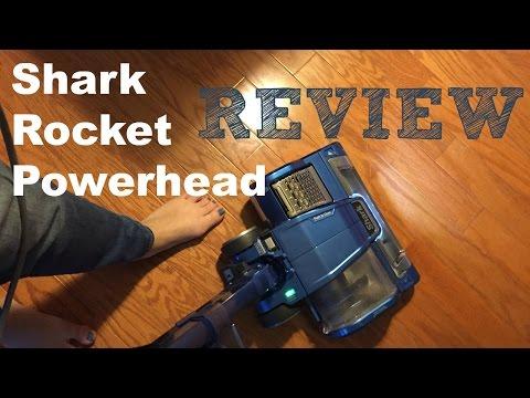 Shark Rocket Powerhead Vacuum Review