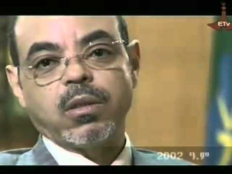 The Late PM Meles Zenawi, Interesting Interviews  -- Part 1