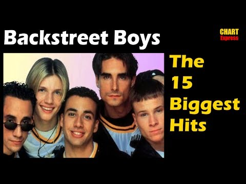 Backstreet Boys - The 15 Biggest Hits | Best Of | ChartExpress