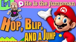 Hop, Blip, and a Jump with Jared Petty Ep. 1: He Is The Jumpman