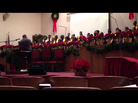 The Central Islip High School Concert Choir (John Anthony, ...
