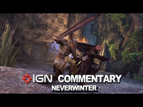 IGN Plays Neverwinter - Rolling your Character