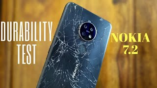 Nokia 7.2 Durability Test - Premium but not So Durable !