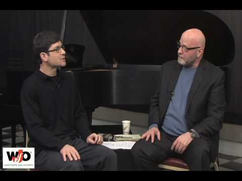 Westchester Jazz Orchestra - Artistic Director Mike Holober talks with WBGO's Gary Walker