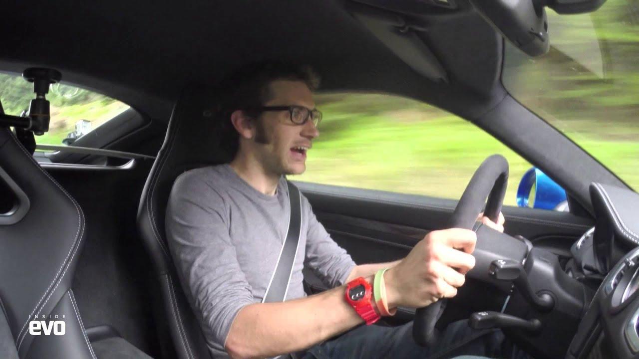 Porsche Cayman GTS: world's best exhaust note? | INSIDE ...