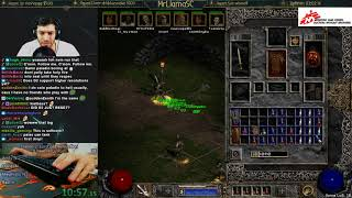 Diablo 2 - LADDER RESET DAY 1!! (Part 1)