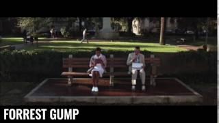 Forrest Gump - Scène culte - La vie c'est comme une boite de chocolats