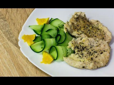 Куриные отбивные  в мультиварке | Диетическое блюдо