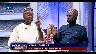 Elections: APC's Oloriegbe And PDP's Suleiman Trade Blames Over Violence In Kwara Pt.1