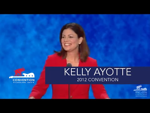 Live Free or Die | Senator Kelly Ayotte | 2012 Republican National Convention