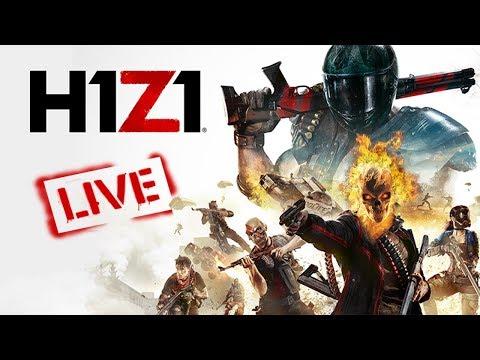 H1Z1 NOVIDADES DA ATUALIZAÇÃO- SÓ CAGADA NO GAME  :(