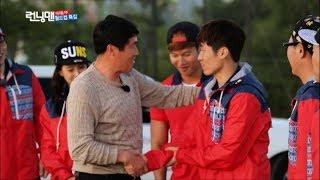 SBS [런닝맨] - 차범근, 박지성 with 런닝맨 8일(일) 예고