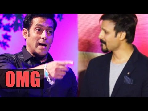 OMG! Salman Khan Once Again Makes Vivek Oberoi Uncomfortable