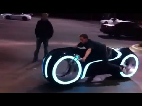 Tron -light Bike Music Videos