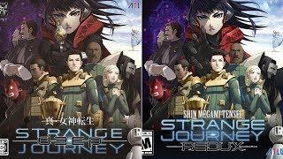 SMT: Strange Journey Redux Box Art Gets Censored