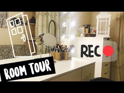 Рум Тур /Как уместить все в маленькой комнате/ROOM-TOUR.  Запорожская Анна
