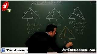İkizkenar ve Eşkenar Üçgen - Önder Hoca ile Pratik Geometri