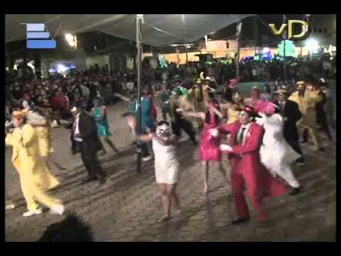 Carnaval de San Francisco, San Francisco Mazapa. Mex 6 de Marzo de 2011.