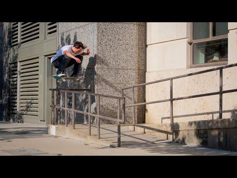 """Roger Skateboards' """"Pink Limousine"""" Video"""