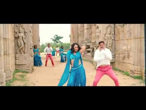 Chikni Kamar Pe - Rowdy Rathore video