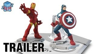 Disney Infinity Marvel Super Heroes Official Announcement Trailer