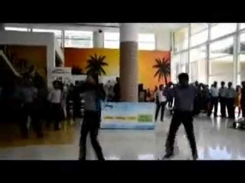 Flash Mob at Infosys Pune.wmv