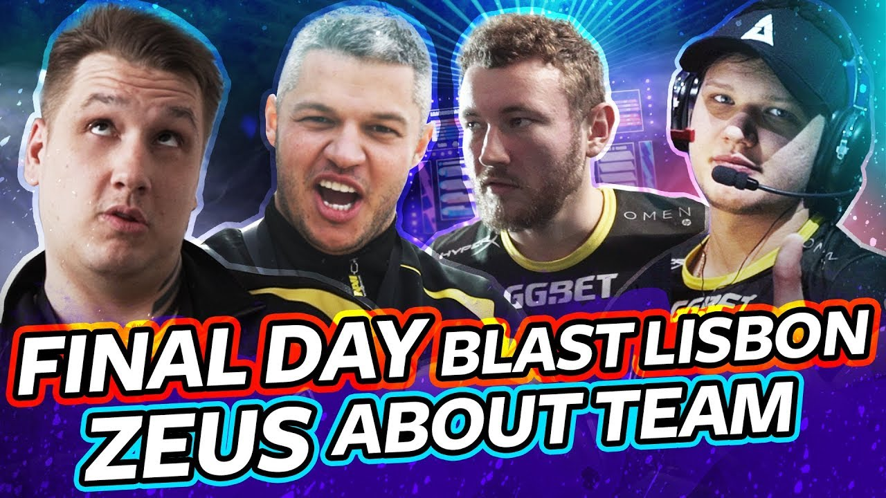 #NAVIVLOG: Final day at BLAST Lisbon, Zeus about team