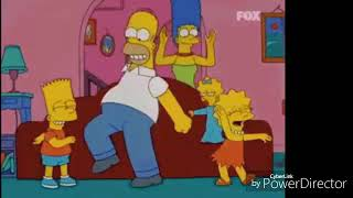 The Simpsons 💃 do the koopa