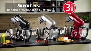 Robot profesional de bucatarie Silvercrest 288190 • Exclusiv la Lidl