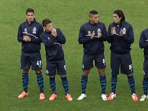 Futebol: Leixões-FC Porto B, 2-3 (Segunda Liga, 17.ª jornada, 03/12/2014)