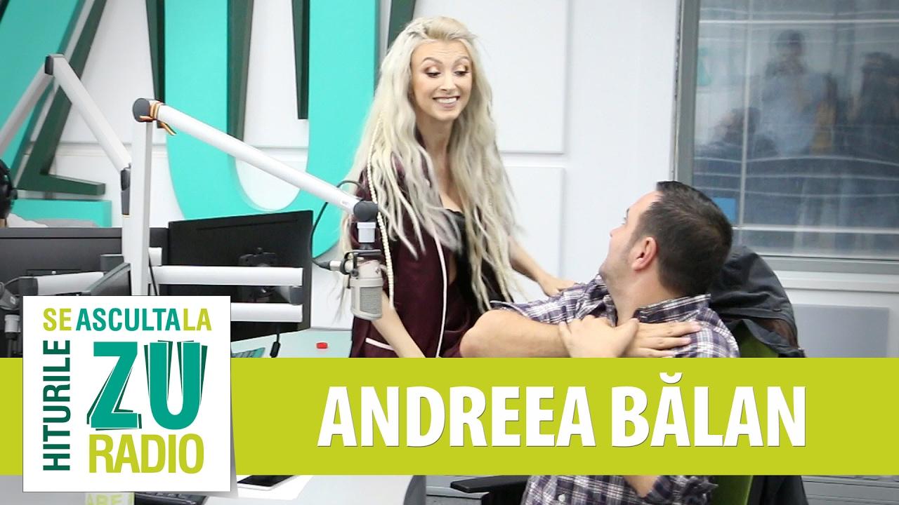 Andreea Balan - Let Me Love You (DJ Sanke & Justin Bieber) (Live la Radio ZU)