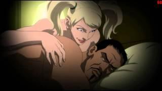 Harley Quinn Scene from Batman: Assault on Arkham