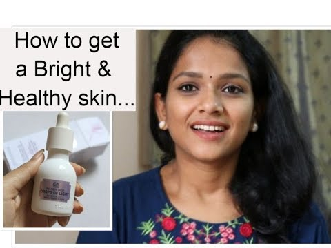 Review on Drops of Light - From Body Shop