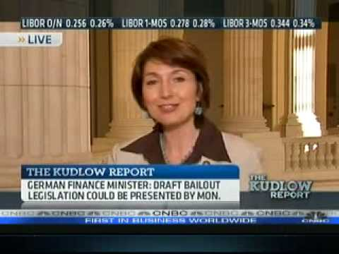 Kudlow Report: Outrage Over Greece Bailout with U.S. Taxpayer Dollars