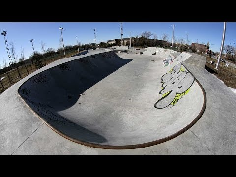 Ethernal Skate Films / Video preview X Père-Marquette Skatepark (Rosemont/Montreal)