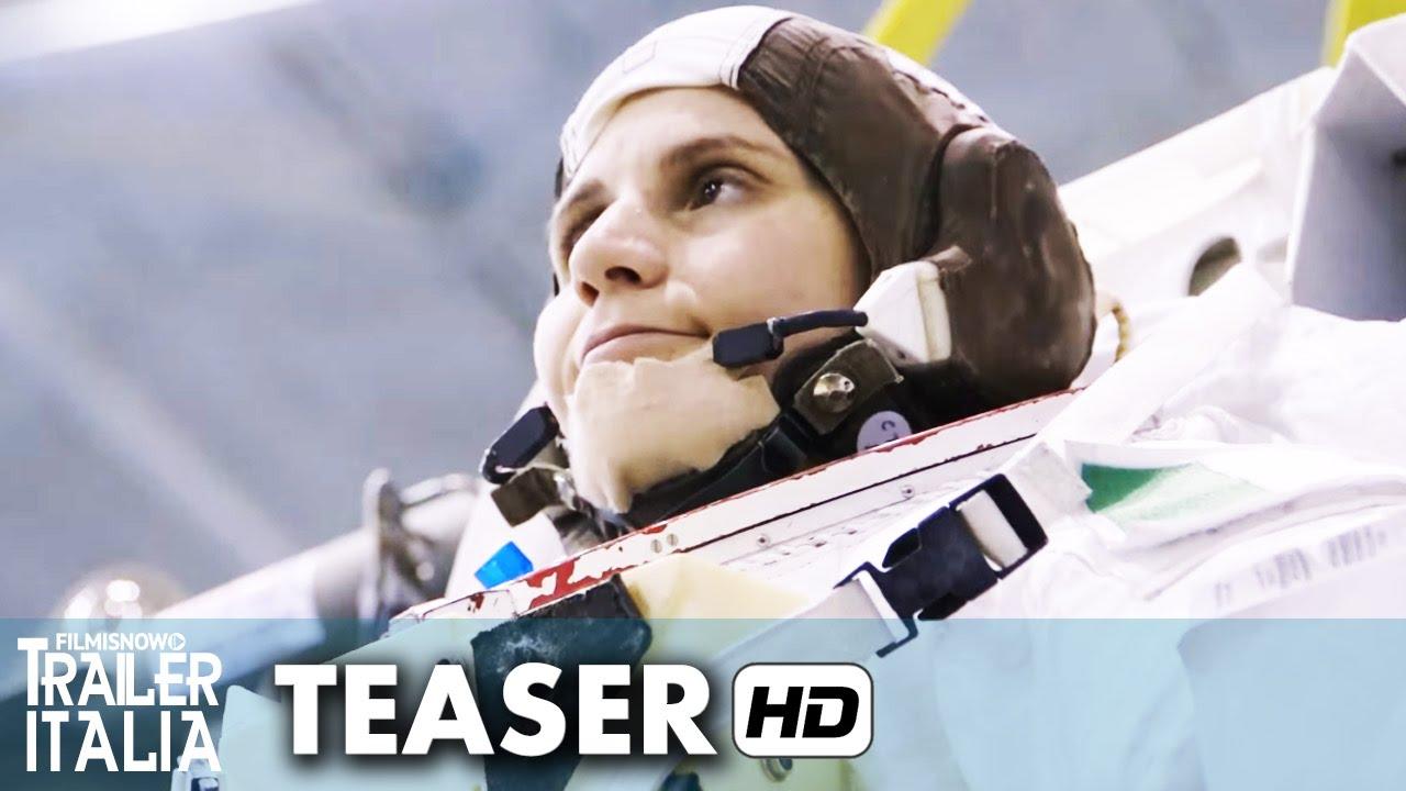 Astrosamantha Teaser Trailer - Samantha Cristoforetti [HD]