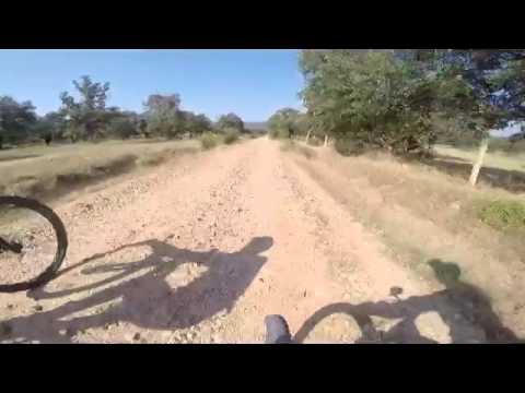 Ruta btt farinatos ciudad rodrigo-sancti spiritus 51km