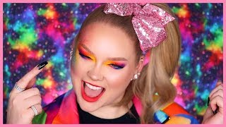JOJO SIWA Halloween Makeup Transformation! | NikkieTutorials