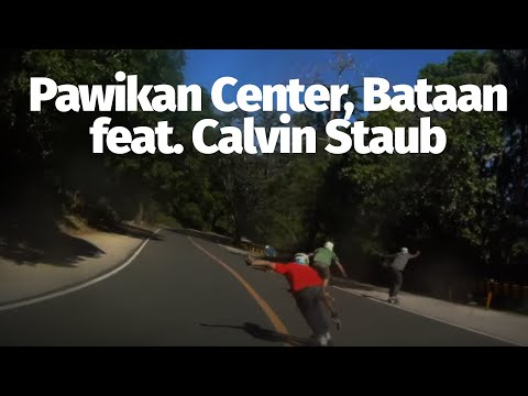 GN: Pawikan Center, Bataan feat. Calvin Staub