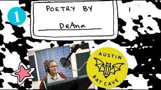 Austin Bat Cave Poetry by DeAna - ARTtv WRITING CLUB #readalong