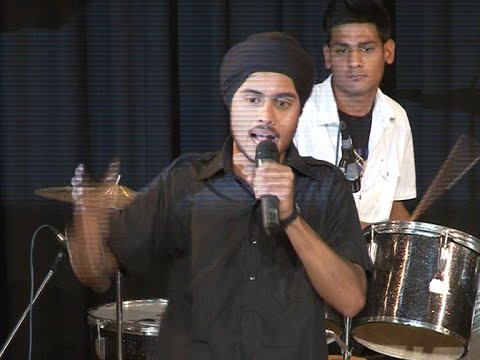 Indian Nusrat Fateh Ali Khan,tere Bina Rogi Hoye Pyase Nain By (harpreet Singh And Aman Lata) video