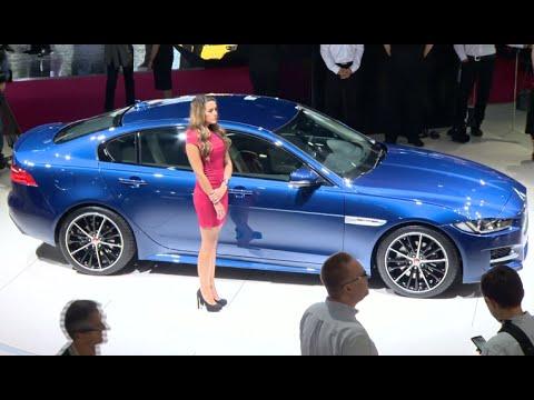 Jaguar Stand Walk Around Paris Motor Show 2014 Commercial  CARJAM 4K TV HD 2015