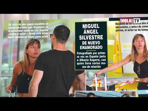 Miguel Ángel Silvestre tiene nueva novia y está enamorado | ¡HOLALA!