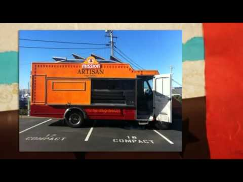Ice Cream truck and catering trucks for rent used in promotions