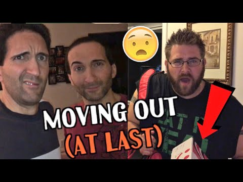 FINALLY LEFT HER! MOVING IN WITH MY FRIENDS!